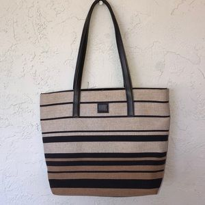 DKNY SUMMER FABRIC TOTE